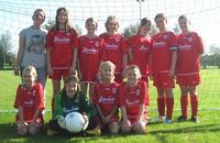 Trikots für die Fußball-Mädchen von ATS Buntentor